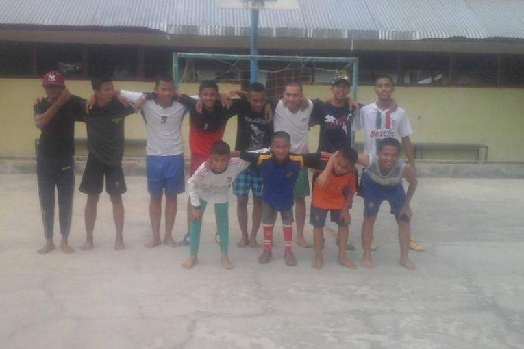 Latihan Reguler Futsal 24 Oktober 2016
