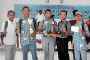 SMK Swasta Muhammadiyah 11 Sibuluan Juarai Lomba Kreatifitas Siswa Se-Tapteng Tahun 2016