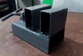 Simple Mini Vise (Ragum Mini) By Fajri