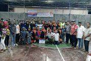 Juara I Turnamen Futsal Tk. SLTP & SLTA Piala Ka.Kanpora Kab. Tapanuli Tengah Tahun 2016