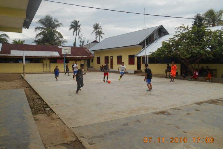 Latihan Reguler Futsal – 7 November 2016