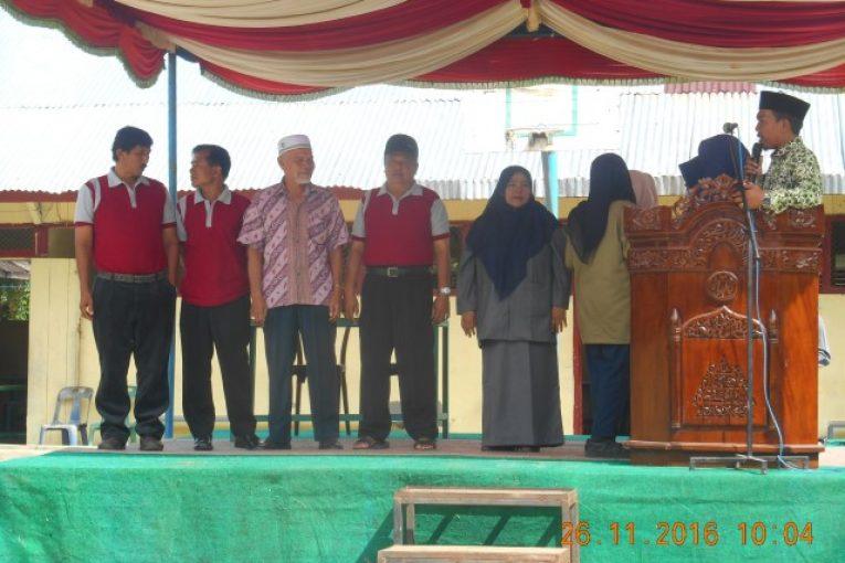 Silaturahmi Bersama Para Guru Pendiri Sekolah