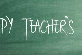 Acara Puncak Perayaan Hari Guru Nasional Ke-71 Tahun 2016