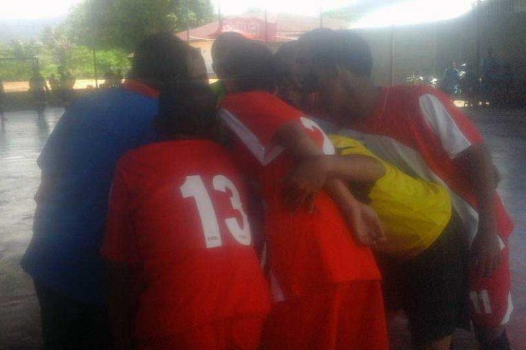 Turnamen Futsal Tk. SMP/SMA/SMK Piala Kanpora Tap. Tengah – Pertandingan 1