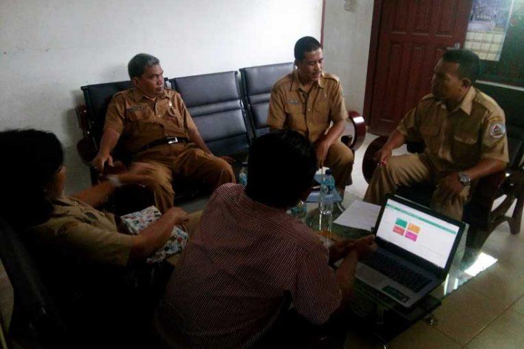 Kunjungan Tim Monev Dapodikdasmen Prov. Sumatera Utara