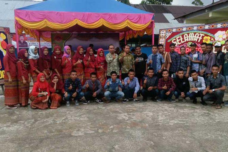 Pelepasan Siswa Kelas XII T.P. 2016/2017