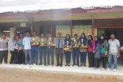 Pemberian Penghargaan Kepada Juara Kelas T.P. 2016/2017