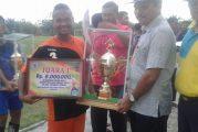 Turnamen Sepakbola SLTA Piala Bupati Tapteng 2018