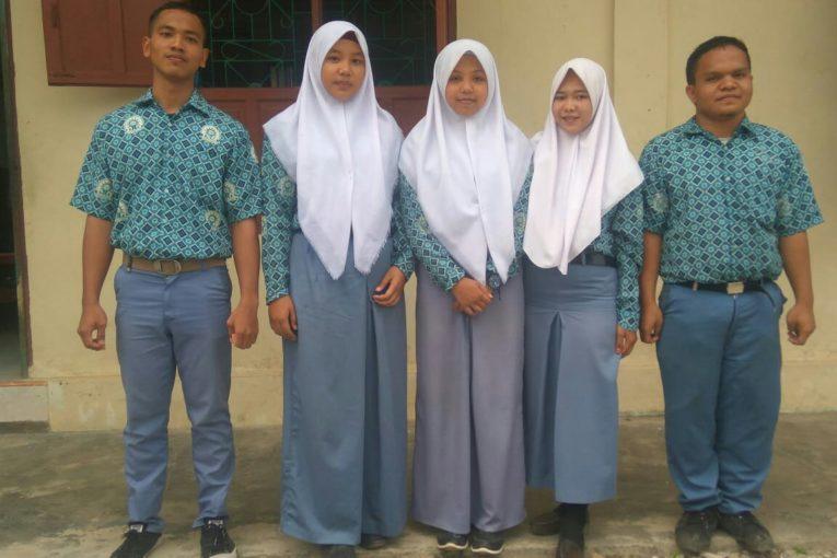 5 Siswa SMK Muhammadiyah 11 Sibuluan Lolos SNMPTN Tahun 2019
