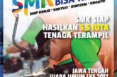Majalah SMK : SMK Siap Hasilkan 5,5 Juta Tenaga Terampil
