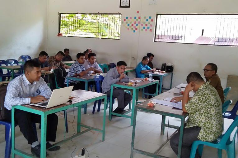 Rapat Pembagian Tugas Guru T.P. 2019/2020