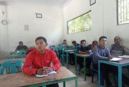 Rapat Dewan Guru Persiapan Rangkaian Ujian Tingkat XII T.P. 2019/2020
