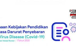 Surat Edaran Dirjen Pendidikan Vokasi Mengenai Pembelajaran Praktik, PKL, Sertifikasi Kompetensi SMK